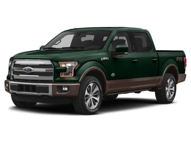 New 2017 Ford F-150 King Ranch Truck SuperCrew Cab for sale in Tulsa, OK