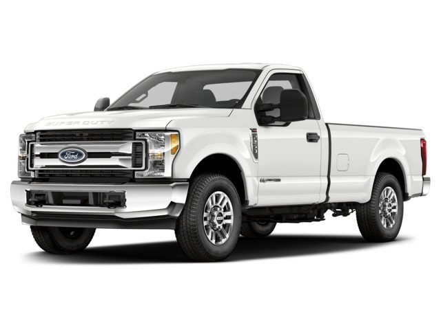 2017 Ford Superduty F-250 XL Truck 2 Valve Gas SOHC EFI NA V8 (Flex-Fuel) Engine