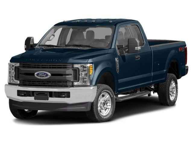 2017 Ford F250 4C