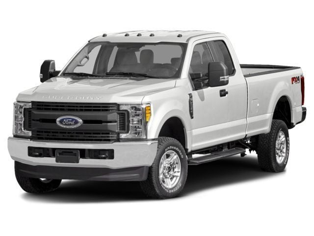 2017 Ford Super Duty F-250 SRW XL 4X4 Truck