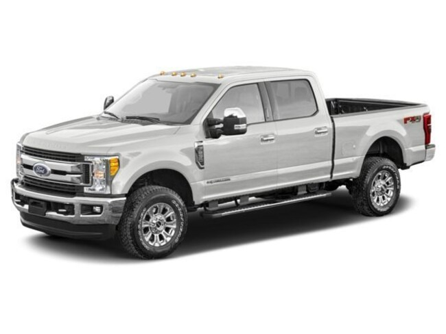 2017 Ford F-250 XLT Four-Wheel Drive With Locking Differential Crew Cab Pickup