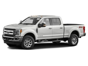 2017 Ford Super Duty F-250 SRW XL 4WD