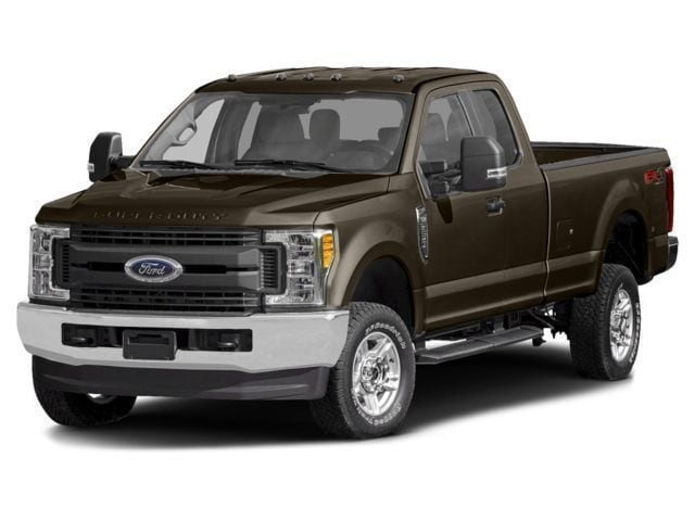 2017 Ford Super Duty F-350 XLT 4X4 Truck