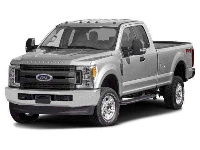 2017 Ford Super Duty F-350 SRW XLT 4X4 Truck