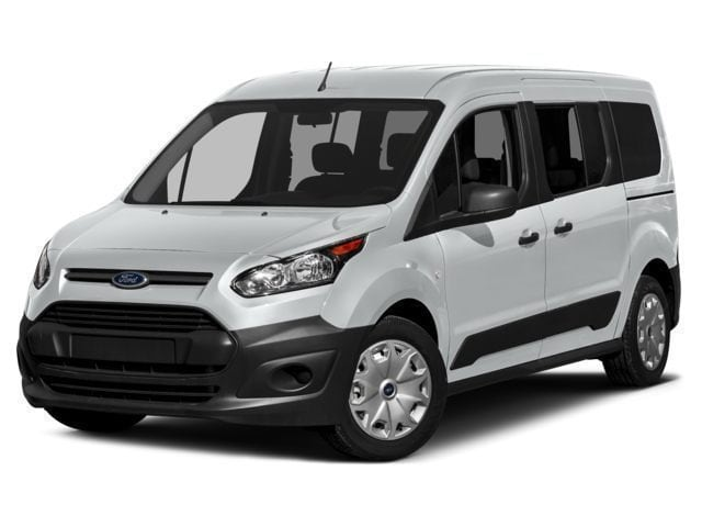 2017 Ford Transit Connect XLT w/Rear Liftgate Wagon Wagon LWB