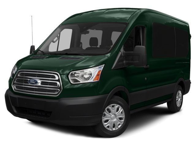 2017 Ford Transit-150 Wagon Medium Roof Wagon