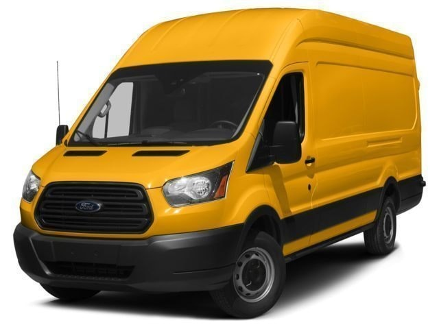 2017 Ford Transit-250 w/Sliding Pass-Side Cargo-Door Van High Roof Extended-Length Cargo Van