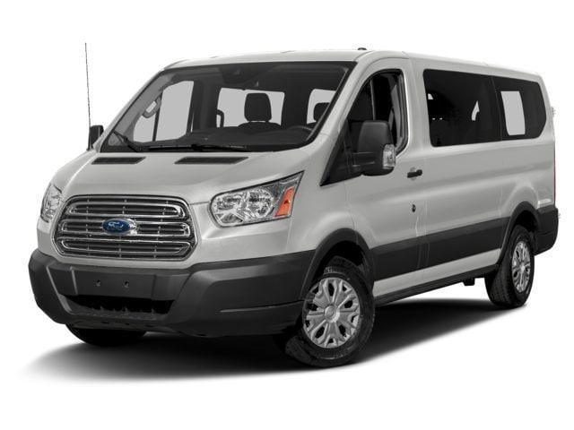 2017 Ford Transit-350 XLT Low Roof Passenger