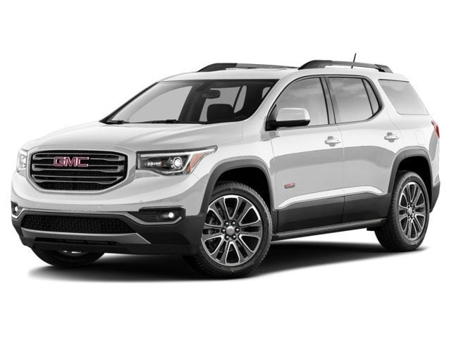 New 2017 GMC Acadia SLE-2 FWD Sport Utility near Minneapolis & St. Paul MN