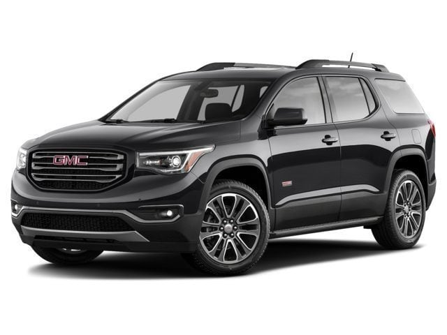 New 2017 GMC Acadia AWD SLT-1 Sport Utility near Minneapolis & St. Paul MN