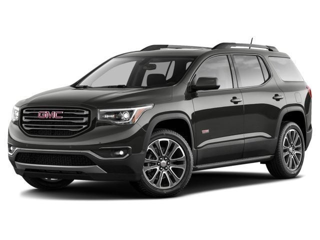 New 2017 GMC Acadia SLT-1 AWD Sport Utility near Minneapolis & St. Paul MN
