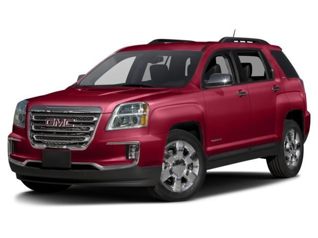 New 2017 GMC Terrain SLT AWD SUV near Minneapolis & St. Paul MN