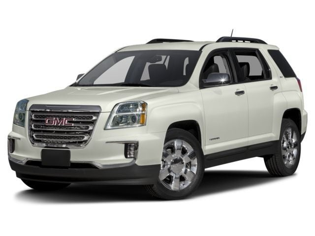 New 2017 GMC Terrain SLT AWD Sport Utility Minneapolis