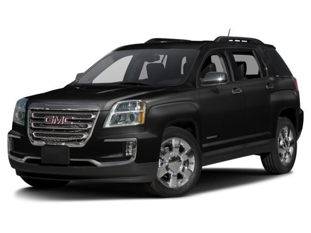 New 2017 GMC Terrain SLT Sport Utility near Minneapolis & St. Paul MN