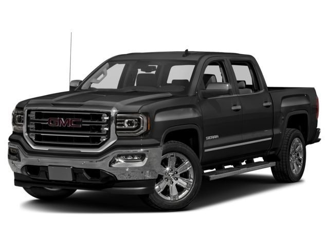 New 2017 GMC Sierra 1500 SLT CREW Crew Cab Pickup near Minneapolis & St. Paul MN