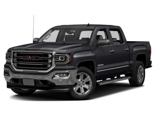 New 2017 GMC Sierra 1500 SLT CREW Crew Cab Pickup Minneapolis