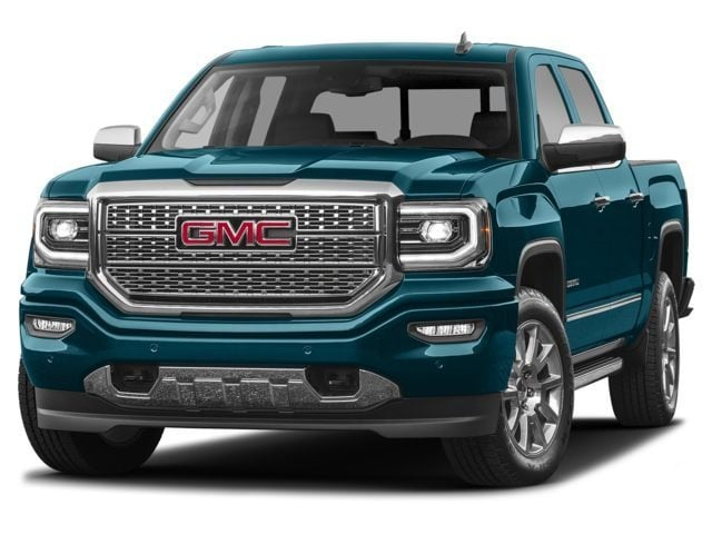 New 2017 GMC Sierra 1500 ULTIMATE Crew Cab Pickup near Minneapolis & St. Paul MN