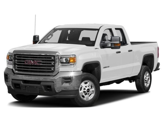 2017 GMC Sierra 2500HD Base Truck Double Cab