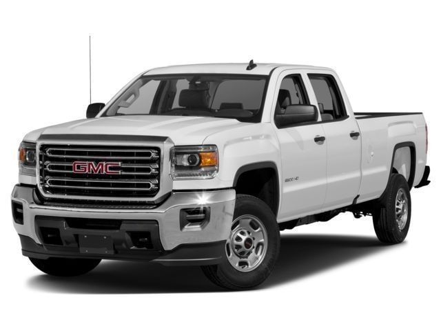 2017 GMC Sierra 2500HD Base Truck Crew Cab