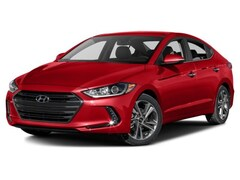 New 2017 Hyundai Elantra Limited Sedan Hampton, Virginia