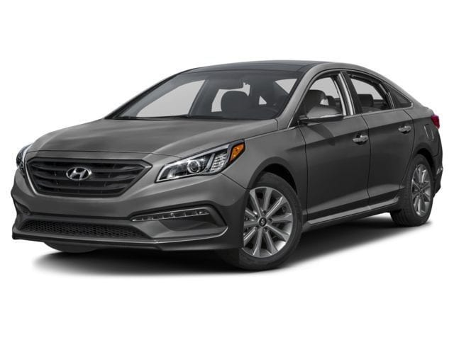 New 2017 Hyundai Sonata LTD/4 Sedan near Minneapolis & St. Paul MN