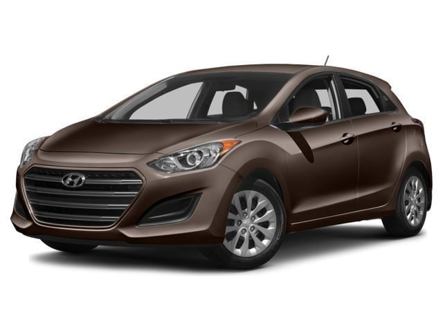 New 2017 Hyundai Elantra GT Base Hatchback Atlanta Area