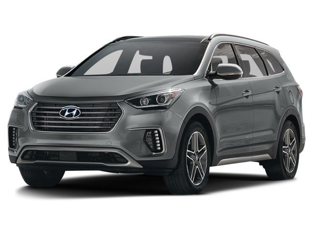 2017 Hyundai Santa Fe SE Ultimate Tech Package SUV
