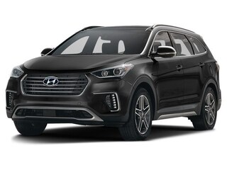 New 2017 Hyundai Santa Fe Limited Ultimate SUV in Chicago