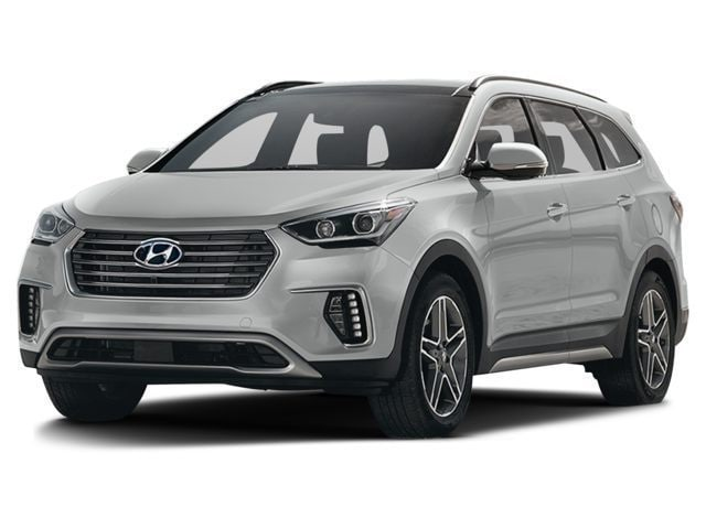 New 2017 Hyundai Santa Fe SE Ultimate Sport Utility near Minneapolis & St. Paul MN