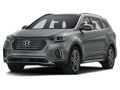 New 2017 Hyundai Santa Fe Limited Ultimate SUV in Wentzville, MO