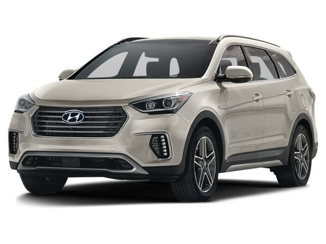 New 2017 Hyundai Santa Fe LTD ULT AWD/4 Sport Utility near Minneapolis & St. Paul MN