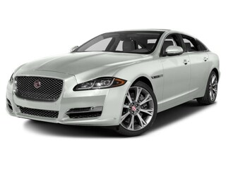 2017 Jaguar XJ XJL Supercharged Sedan