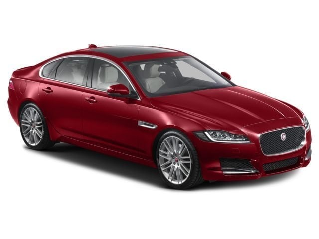 New 2017 Jaguar XF 35t Premium Sedan for sale in the Boston MA area