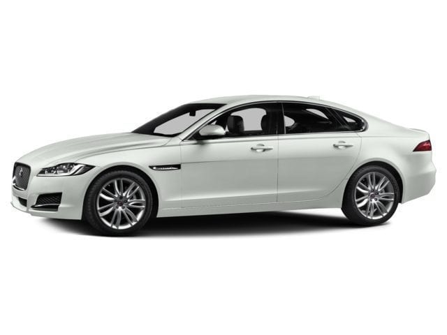 2017 Jaguar XF 35t Prestige Sedan
