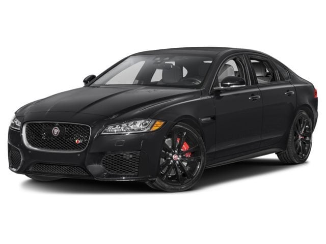 2017 Jaguar XF S Sedan