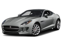 2017 Jaguar F-TYPE Base Coupe