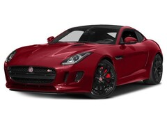 2017 Jaguar F-TYPE S Coupe