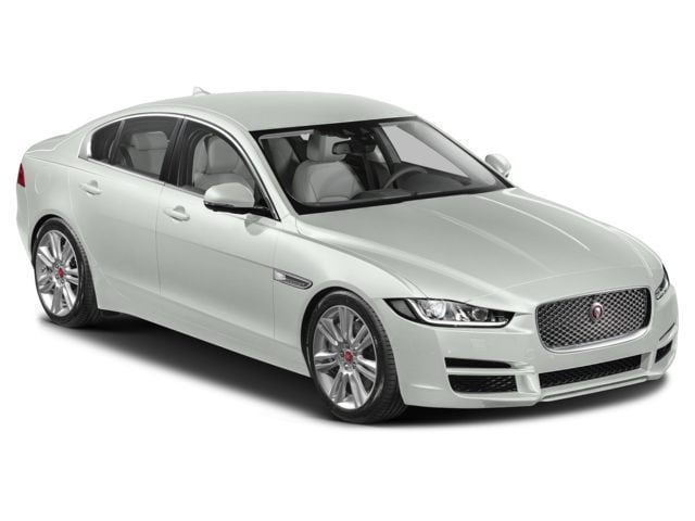 2017 Jaguar XE 2.5T Pres Sedan