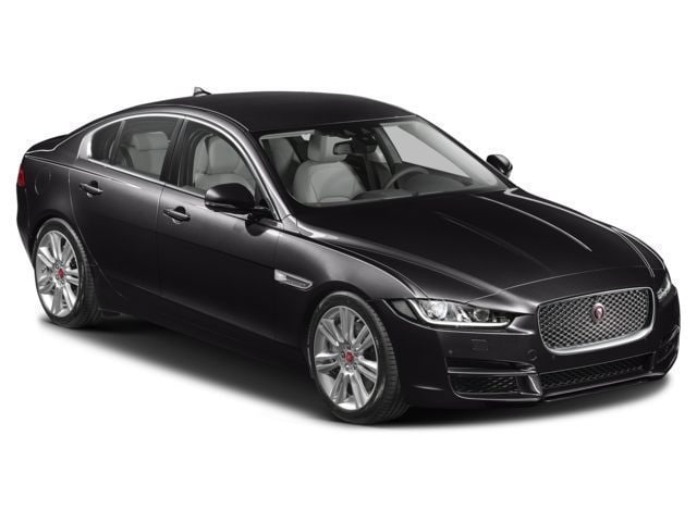 2017 Jaguar XE Sedan