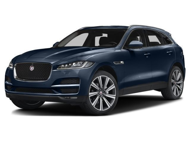 New 2017 Jaguar F-PACE 35t Prestige SUV for sale in the Boston MA area