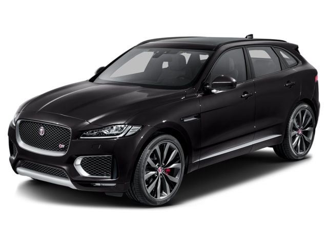 New 2017 Jaguar F-PACE S SUV for sale in the Boston MA area