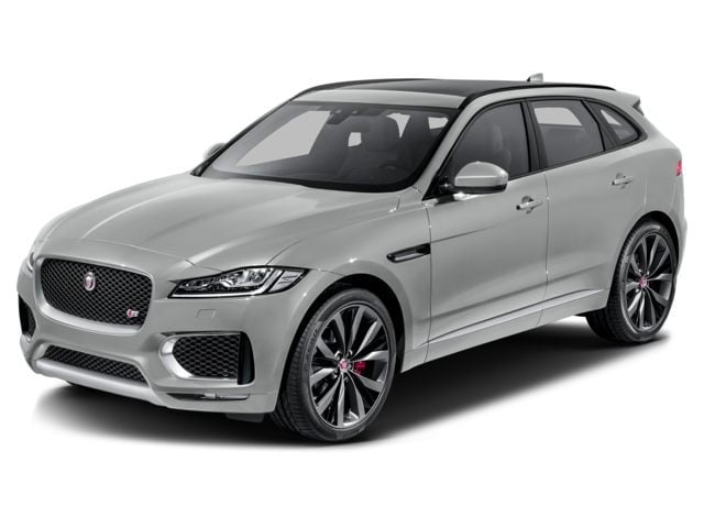 Used 2017 Jaguar F-PACE First Edition SUV Boston Massachusetts