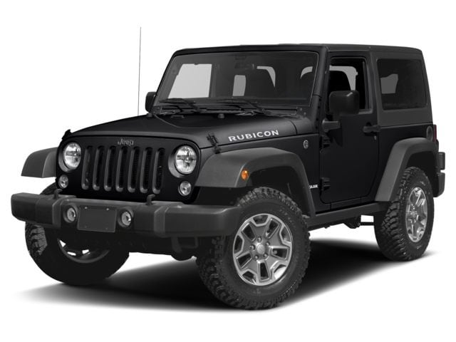 2017 Jeep Wrangler Rubicon 4x4 SUV Medford, OR