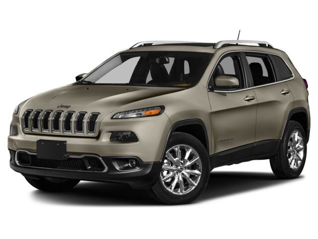 New 2017 Jeep Cherokee Limited FWD SUV Phoenix