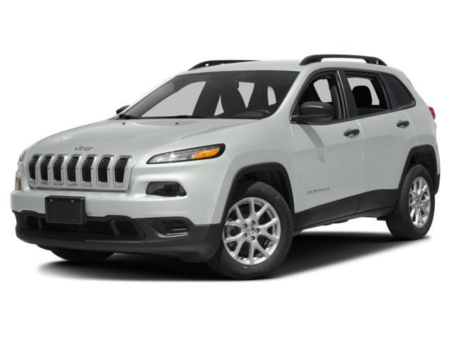 New 2017 Jeep Cherokee Sport SUV in Kernersville