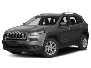 New 2017 Jeep Cherokee Latitude 4x4 SUV Bullhead City