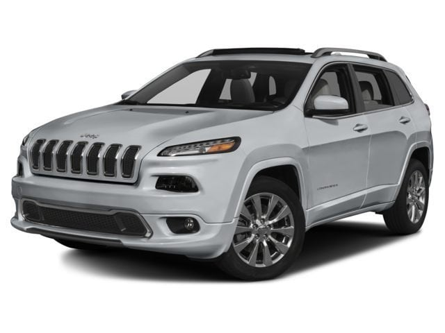 New 2017 Jeep Cherokee Overland 4x4 SUV Long Island