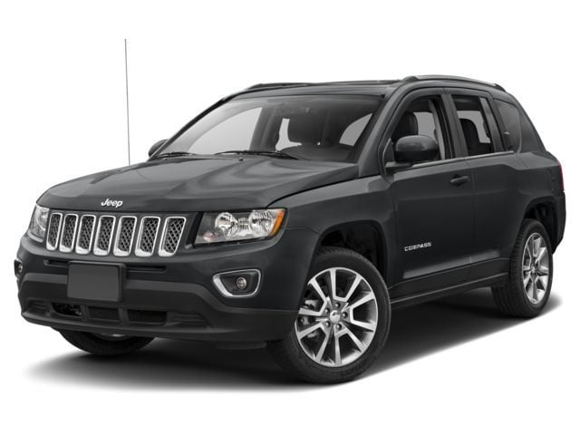 New 2017 Jeep Compass Latitude 4x4 SUV for sale in the Boston MA area