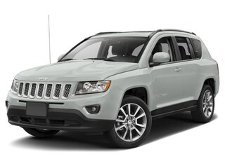 2017 Jeep Compass Latitude 4x4 SUV for sale in at Lustine Chrysler Dodge Jeep in Woodbridge, VA