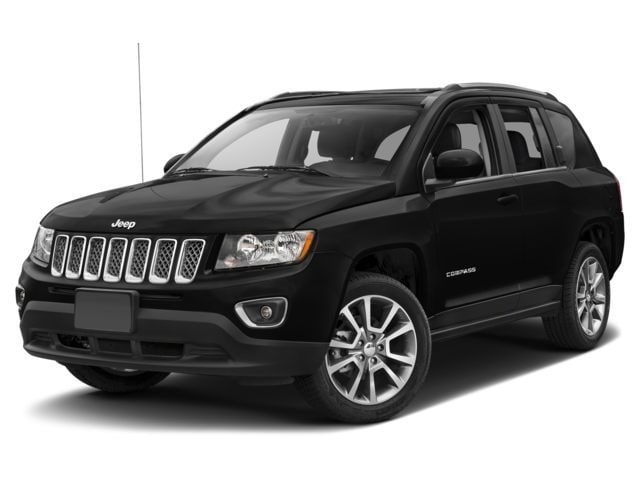 New 2017 Jeep Compass Latitude SUV for sale in the Boston MA area
